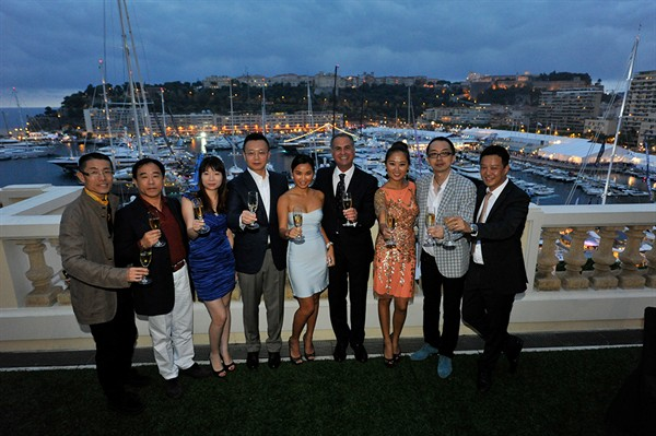 ... Blu Inc Media Stages China Night During The Monaco Yacht Show 2 ...